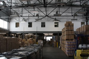 Warehouse Tenant Improvements